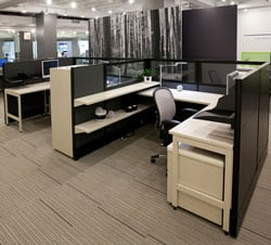 office furniture liquidation service company